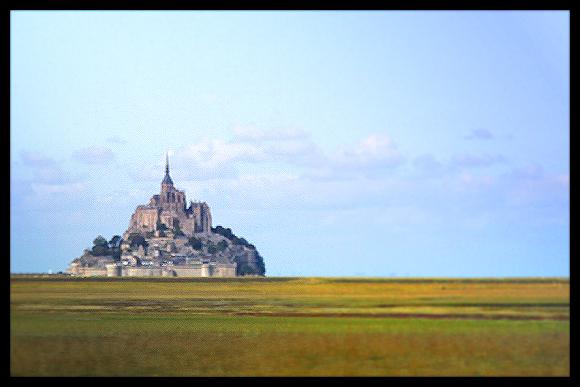 in pursuit of | Mont St Michel
