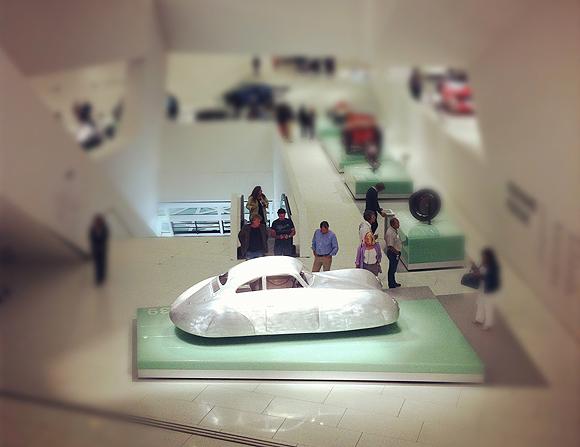 in pursuit of | Porsche Museum