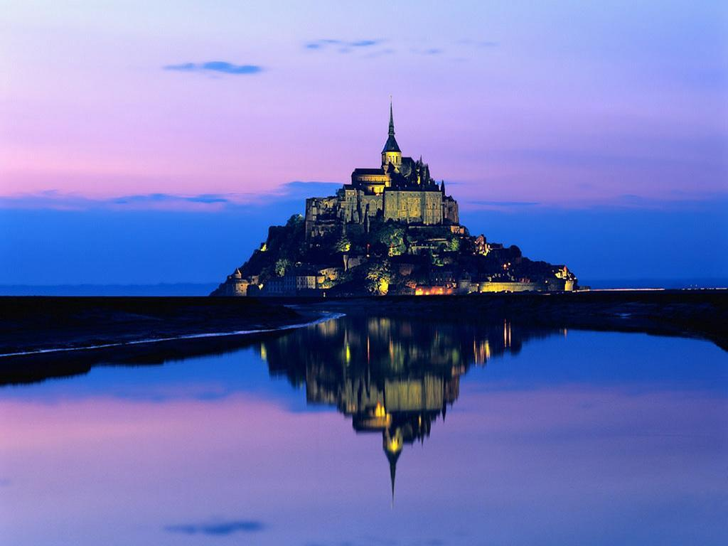 in pursuit of | Mont St Michel