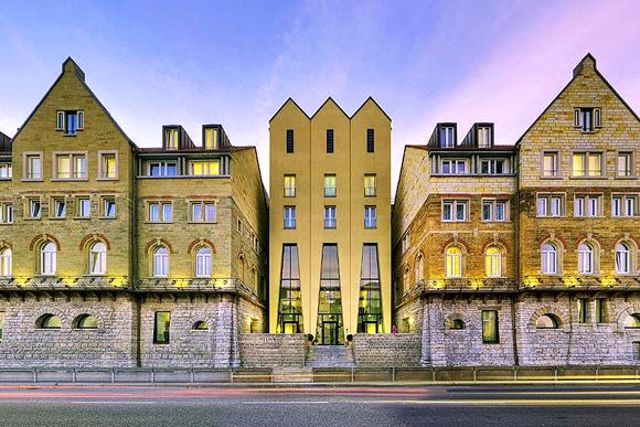 in pursuit of | Hotel Arcotel Camino Stuttgart