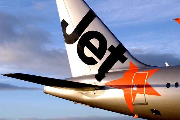 in the pursuit of | Jetstar
