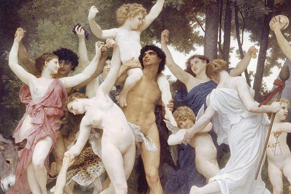 in the pursuit of | Saturnalia