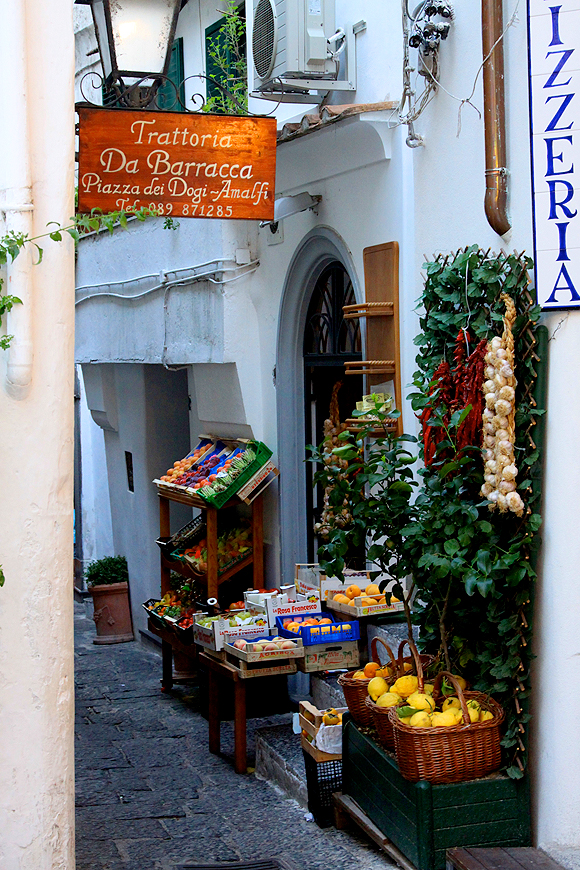 in the pursuit of | Amalfi