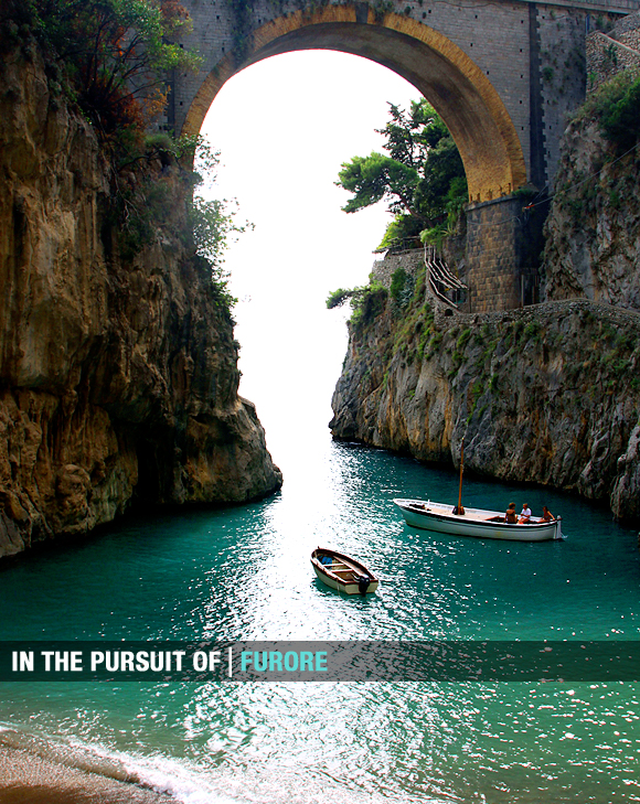 in the pursuit of | Furore