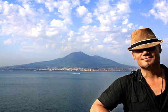 in the pursuit of | Vesuvius