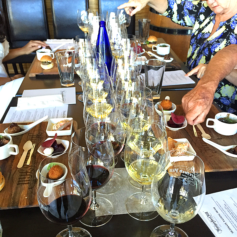 in the pursuit of | Epic Tasting Experience at Hungerford Hill and Muse Dining