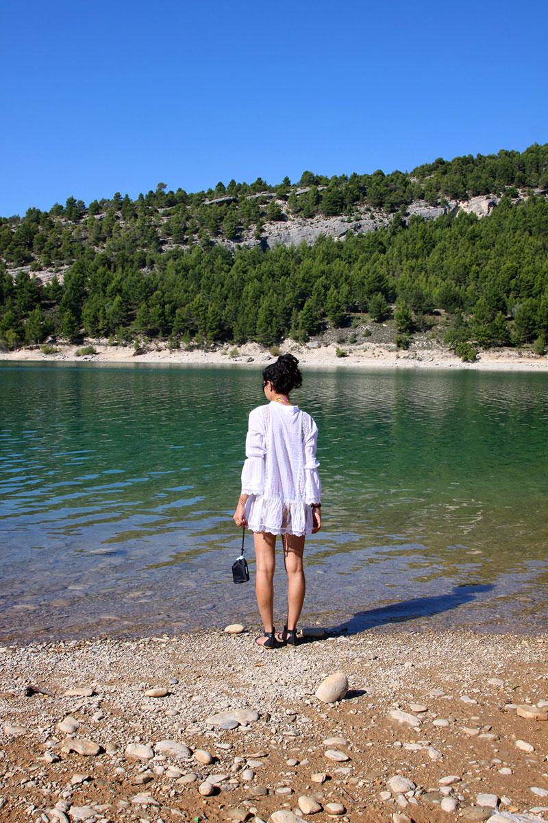 in the pursuit of | Lake du Verdon